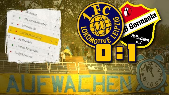 1. FC Lok – VfB Germania Halberstadt