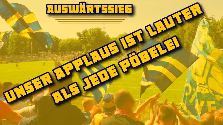 Union Fürstenwalde – 1. FC Lok