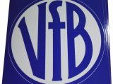 "Aufkleber ""VfB Logo"""