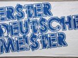 """Handtuch """"Erster Deutscher Meister"""""""