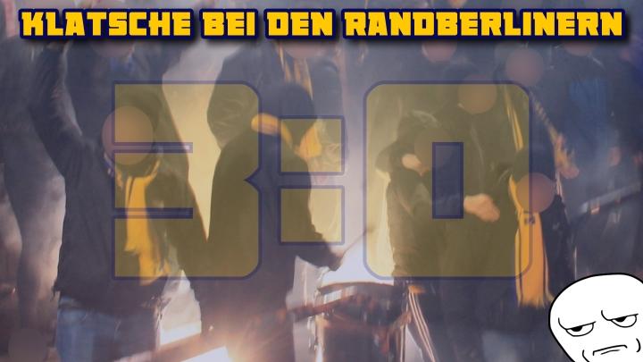 SV Babelsberg 03 – 1. FC Lok