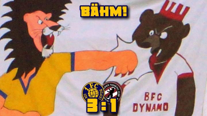 1. FC Lok – BFC Dynamo