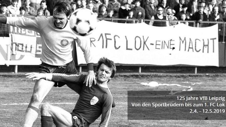 125 Jahre VfB Leipzig Ausstellung