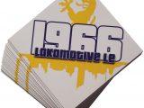 "Aufkleber ""1966"""