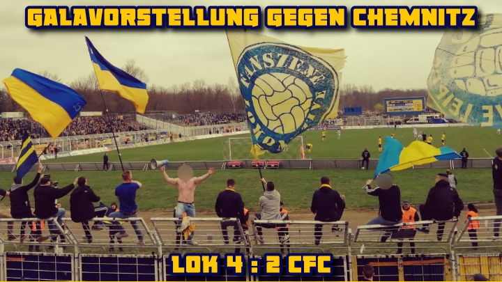 1. FC Lok – Chemnitzer FC