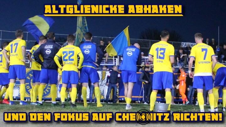1. FC Lok – VSG Altglienicke
