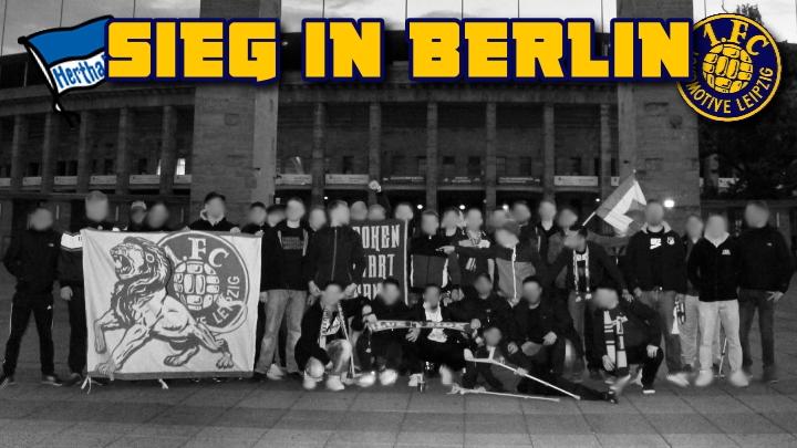 Hertha BSC II – 1. FC Lok