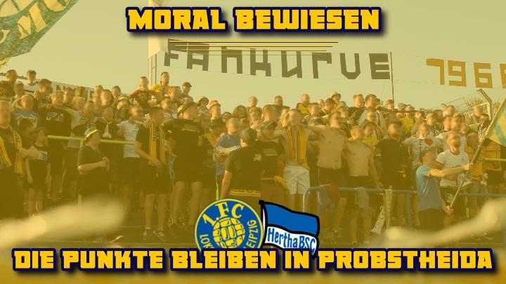 1. FC Lok – Hertha BSC II