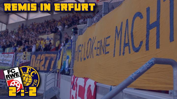 FC Rot-Weiß Erfurt – 1. FC Lok