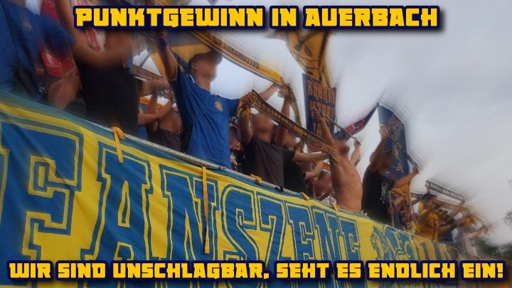 VfB Auerbach – 1. FC Lok