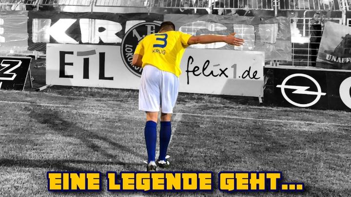 Eine Legende geht…