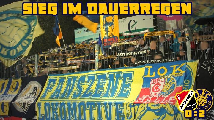 VfB Germania Halberstadt – 1. FC Lok