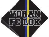 "Aufkleber ""Voran FC Lok"""