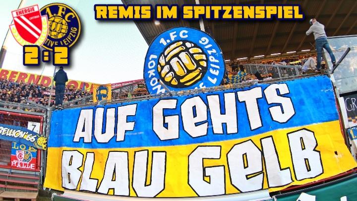 Energie Cottbus – 1. FC Lok
