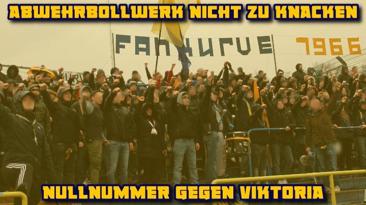 1. FC Lok – FC Viktoria Berlin