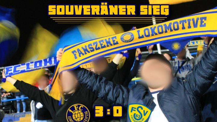 1. FC Lok – FSV Luckenwalde