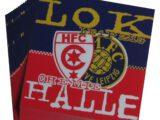 "Aufkleber ""Lok & Halle"""